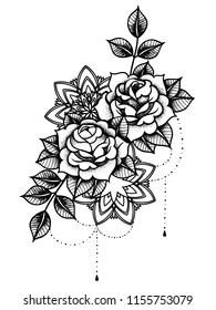 Tattoo Images Stock Photos Vectors Shutterstock