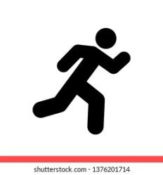 Running Symbol Images Stock Photos & Vectors Shutterstock