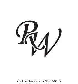 R W Logo Free Download • Oasis-dl.co