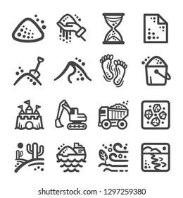 Pile Soil Cartoon Stock Illustrations, Images & Vectors