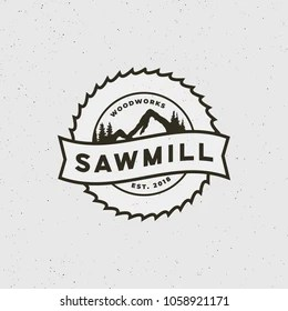 Sawmill Stock Images, Royalty-Free Images & Vectors
