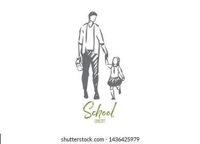Ilustraciones, imágenes y vectores de stock sobre Niños En