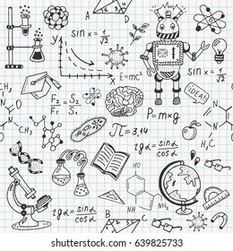 Microscope Drawing Images, Stock Photos & Vectors