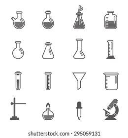 Lab Science Drawing Images, Stock Photos & Vectors