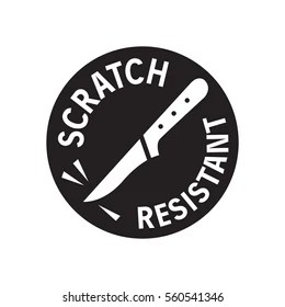 scratch resistant images stock