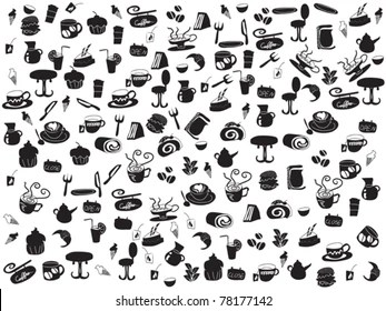 Afternoon Tea Sandwiches Stock Vectors, Images & Vector