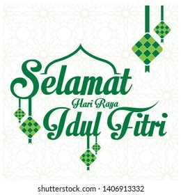 Selamat Idul Fitri Images Stock Photos Vectors Shutterstock