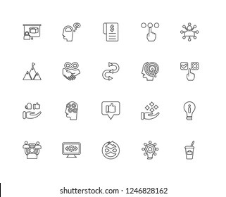 Similar Images, Stock Photos & Vectors of Stroke line