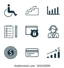 Similar Images, Stock Photos & Vectors of Accounting Icons