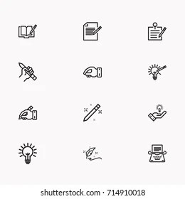 Storytelling Icon Images, Stock Photos & Vectors
