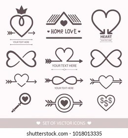 Infinity Love Stock Images, Royalty-Free Images & Vectors