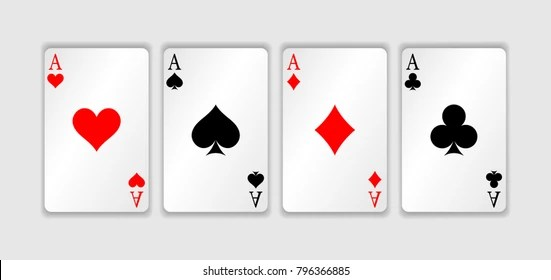 Set Vector Isolated Black Icon Fire Stock Vector Royalty Free Ace Card Images, Stock Photos & Vectors | Shutterstock