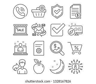 Order Confirmation Icon Stock Illustrations, Images