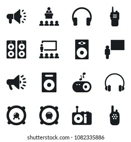 Modern Radio Isolated Stock Vectors, Images & Vector Art