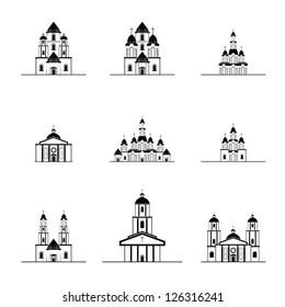 Orthodox Steeple Church Images, Stock Photos & Vectors