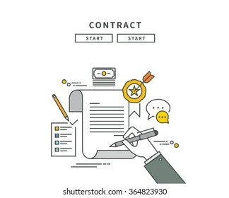 Contract Management Stock Images, Royalty-Free Images