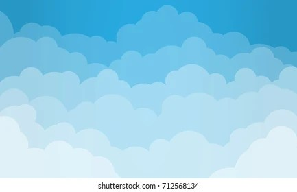 cartoon cloud background images