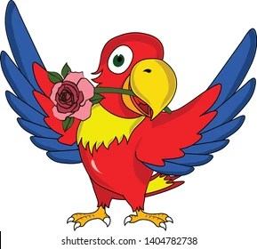 smart parrot images stock