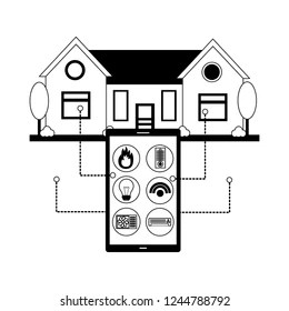 Similar Images, Stock Photos & Vectors of Smart House