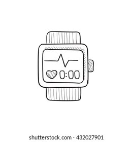 wrist watch drawing Images, Stock Photos & Vectors