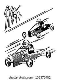 Soap Box Derby Stock Images, Royalty-Free Images & Vectors