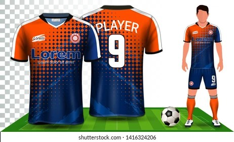 Soccer Jersey Images Stock Photos Vectors Shutterstock
