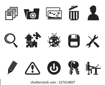 Troubleshooting Icon Images, Stock Photos & Vectors