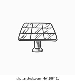 Solar Panel Drawing Images, Stock Photos & Vectors
