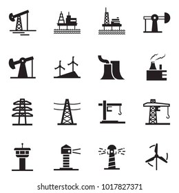 Factory Silhouette Images, Stock Photos & Vectors