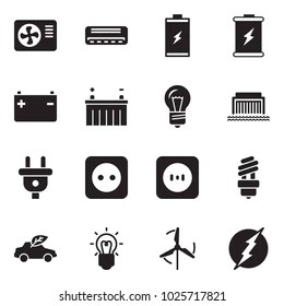 Electric Car Icon Images, Stock Photos & Vectors