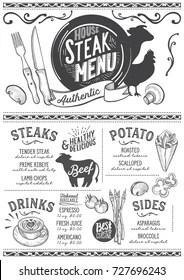 Similar Images, Stock Photos & Vectors of Italian menu