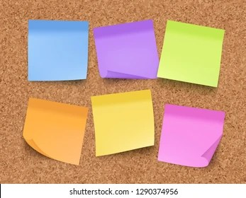 wall post notes images