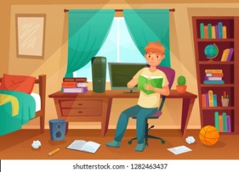 Bedroom+boy Stock Vectors Images & Vector Art Shutterstock