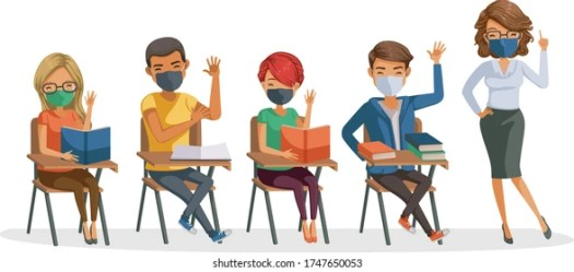 Teacher Talking Student Cartoon Images Stock Photos & Vectors Shutterstock