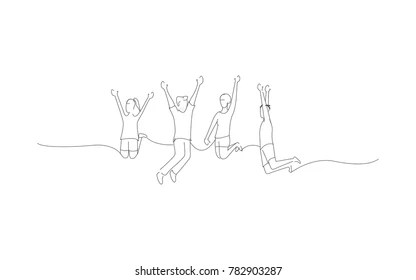 Similar Images, Stock Photos & Vectors of Continuous Line