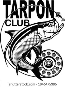 Tarpon Clipart : tarpon, clipart, Tarpon, Fishing, Stock, Images, Shutterstock