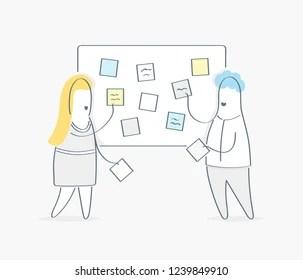 Agile Methodology Images, Stock Photos & Vectors