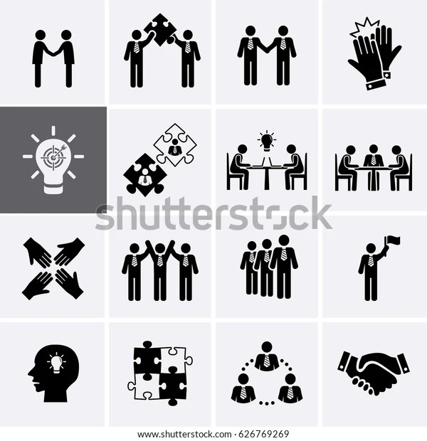 team work career business