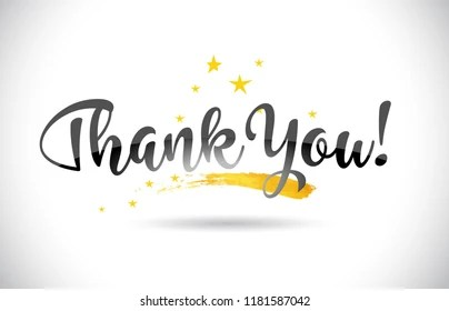 thankyou word images stock