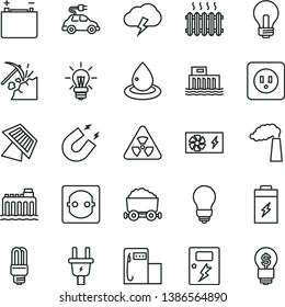 Electricity Symbol Images, Stock Photos & Vectors