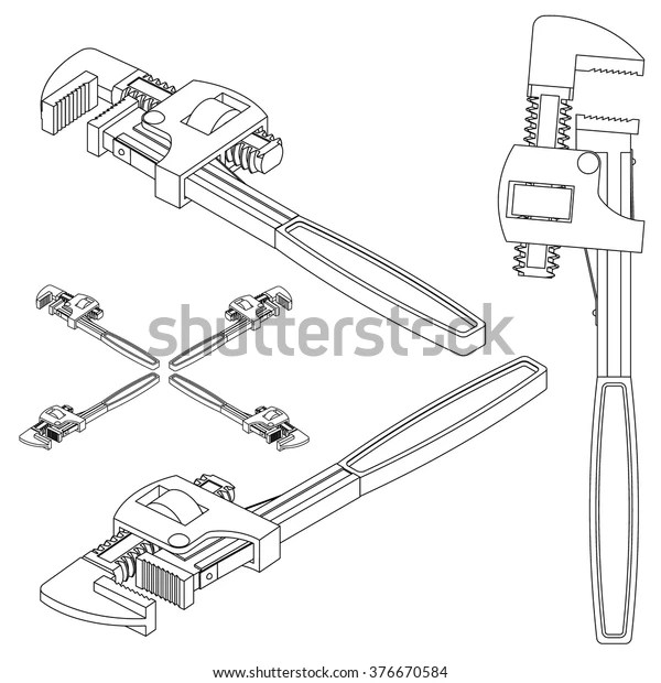 Tool Pipe Isometric Drawing