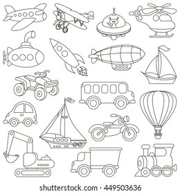 submarine coloring pages # 53