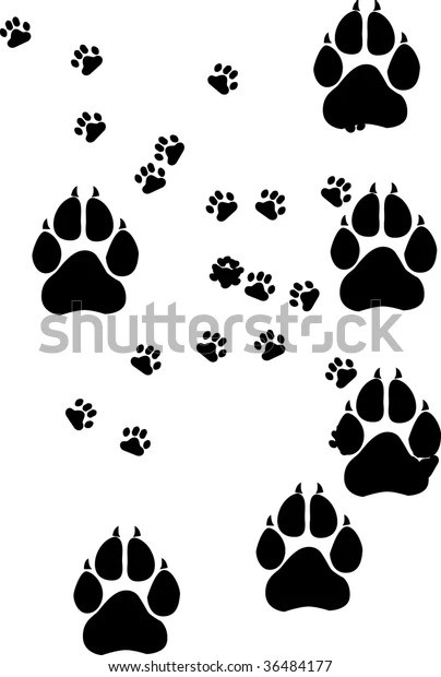 Trace Stock Vector (Royalty Free) 36484177