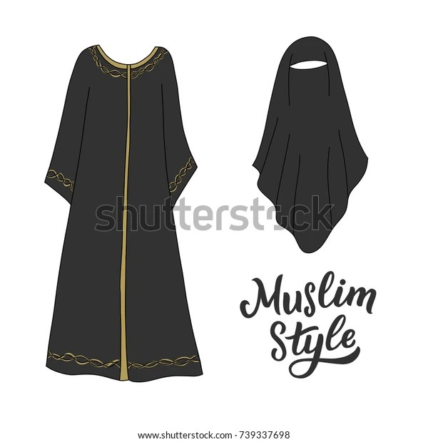 traditional islamic women clothes