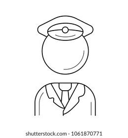 Train Conductor Hat Images, Stock Photos & Vectors