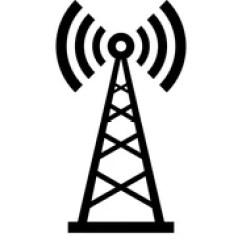 Cellular Phone Tower Signal Diagram 1994 Harley Davidson Sportster Wiring Antena Imágenes, Fotos Y Vectores De Stock | Shutterstock