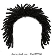 dreadlocks stock
