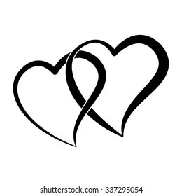 Download Two Hearts Images, Stock Photos & Vectors | Shutterstock