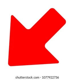 arrow symbol images stock