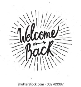 Welcome Back to School Images, Stock Photos & Vectors
